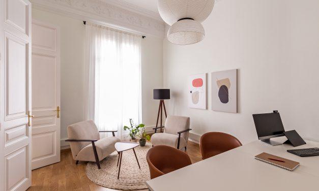 Coblonal proyecta el interiorismo de unas oficinas en el Eixample de Barcelona