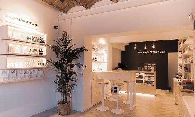 118 Studio proyecta el interiorismo de «The Slow Beauty Shop» en Barcelona