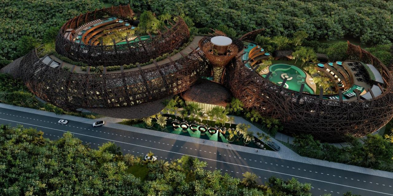 "DNA Barcelona Architects desarrolla ""Cocoon Hotel & Resort"" en Tulum (México)"