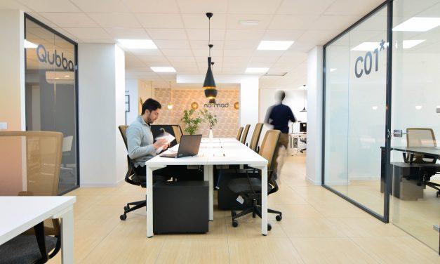 Sastre&Sastre diseña Nomad Coworking en Madrid