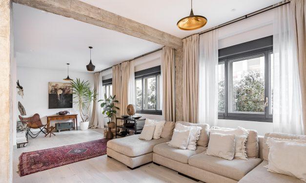 Un hogar en Madrid con reminiscencias de Oriente Medio, por Live in Design Studio