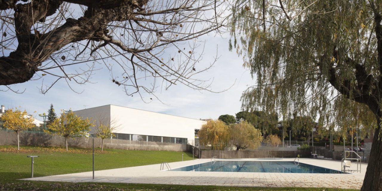 Ampliación de las instalaciones deportivas de Navarcles (Bages, Barcelona)