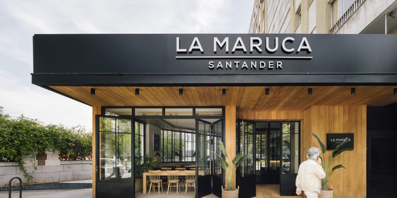 ZOOCO ESTUDIO firman el segundo restaurante de La Maruca en Madrid