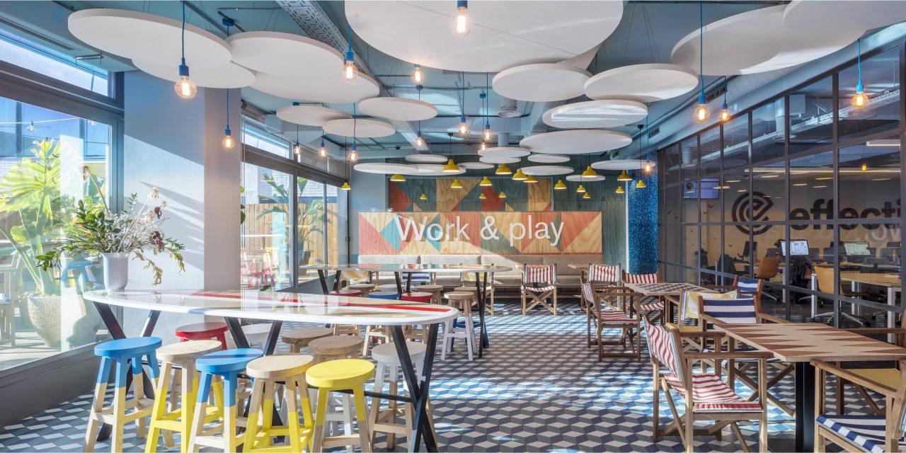 El Equipo Creativo proyecta la nueva sede de Effective Communication en Barcelona