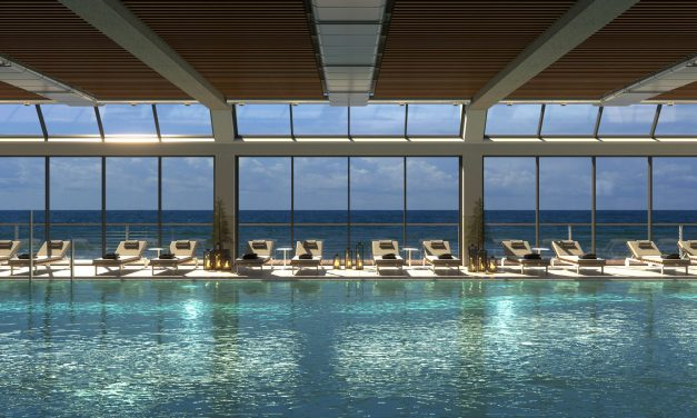 Alonso Designs renueva en los Hamptons el Gurney's Montauk Seawater Spa
