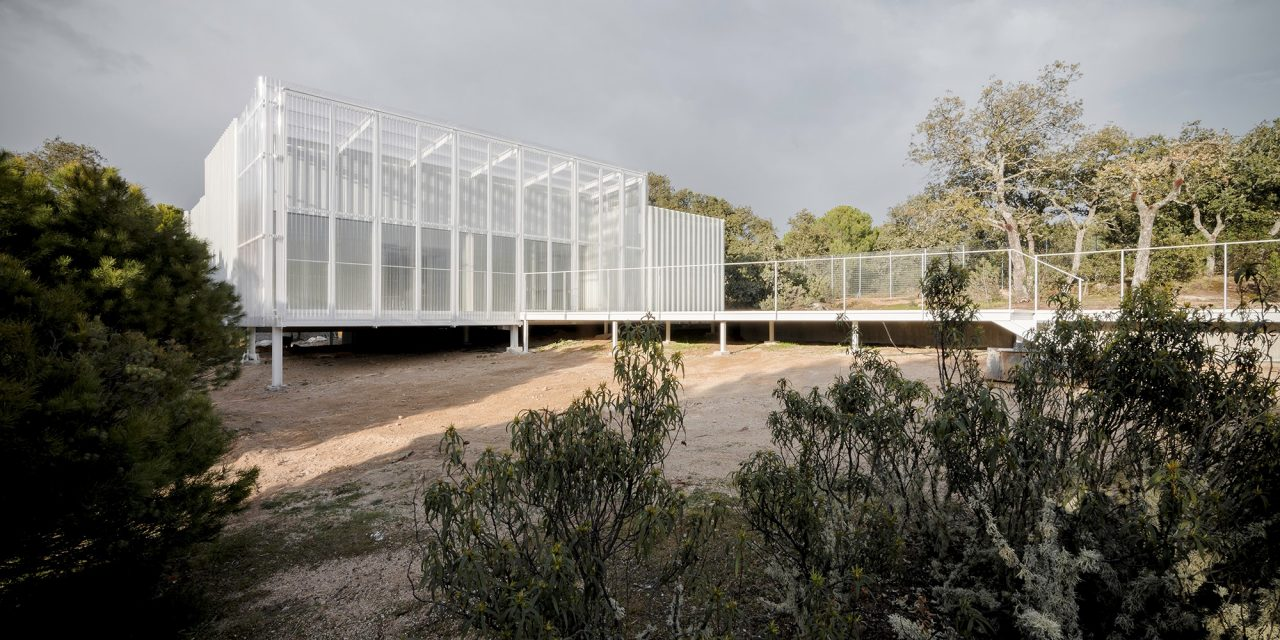Idearch proyecta una Casa Estudio para un pintor en La Berzosa (Madrid)