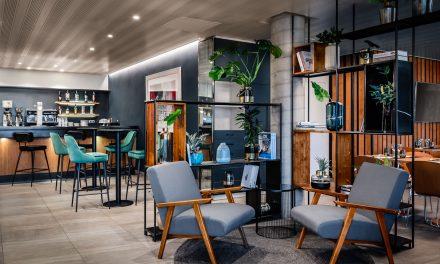 118 Studio actualiza la imagen del Hotel HC en Mollet del Vallès