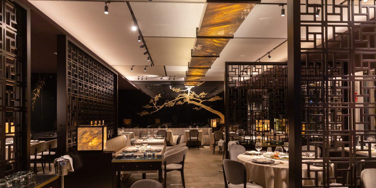 4Retail construye en Madrid el nuevo restaurante asiático de lujo Tse Yang diseñado por Alfons & Damián