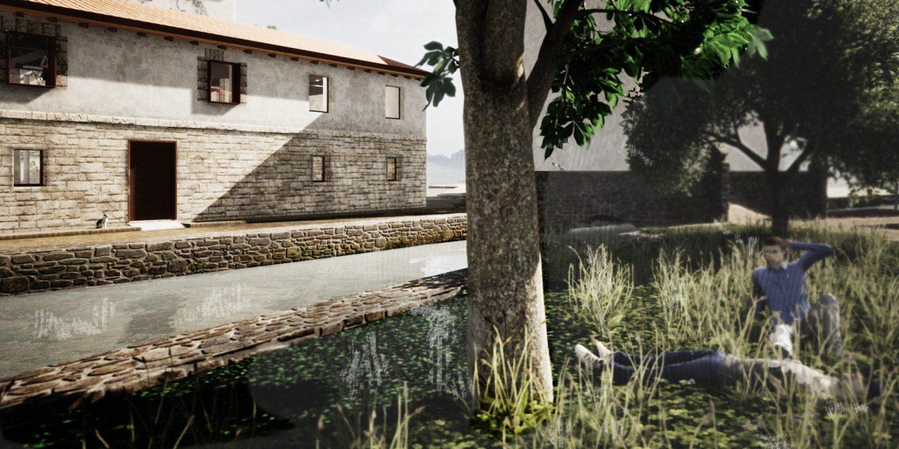 Nuevo Centro de Educación Ambiental y Social en Limpias (Cantabria) por AGi architects + CSD3 arquitectos