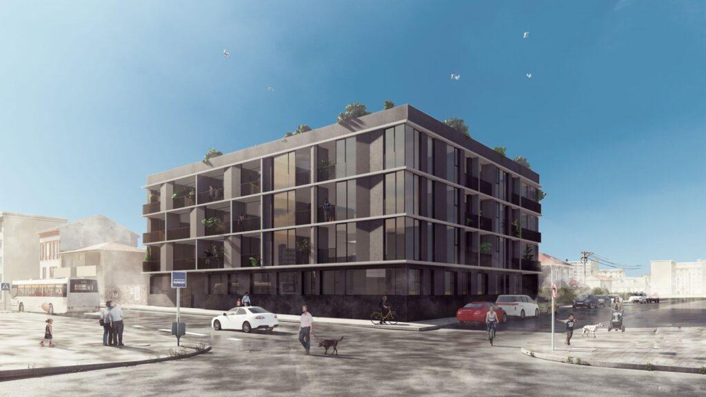 Murad García Estudio proyecta 30 viviendas en San Antonio de Benagéber para Big Colombo