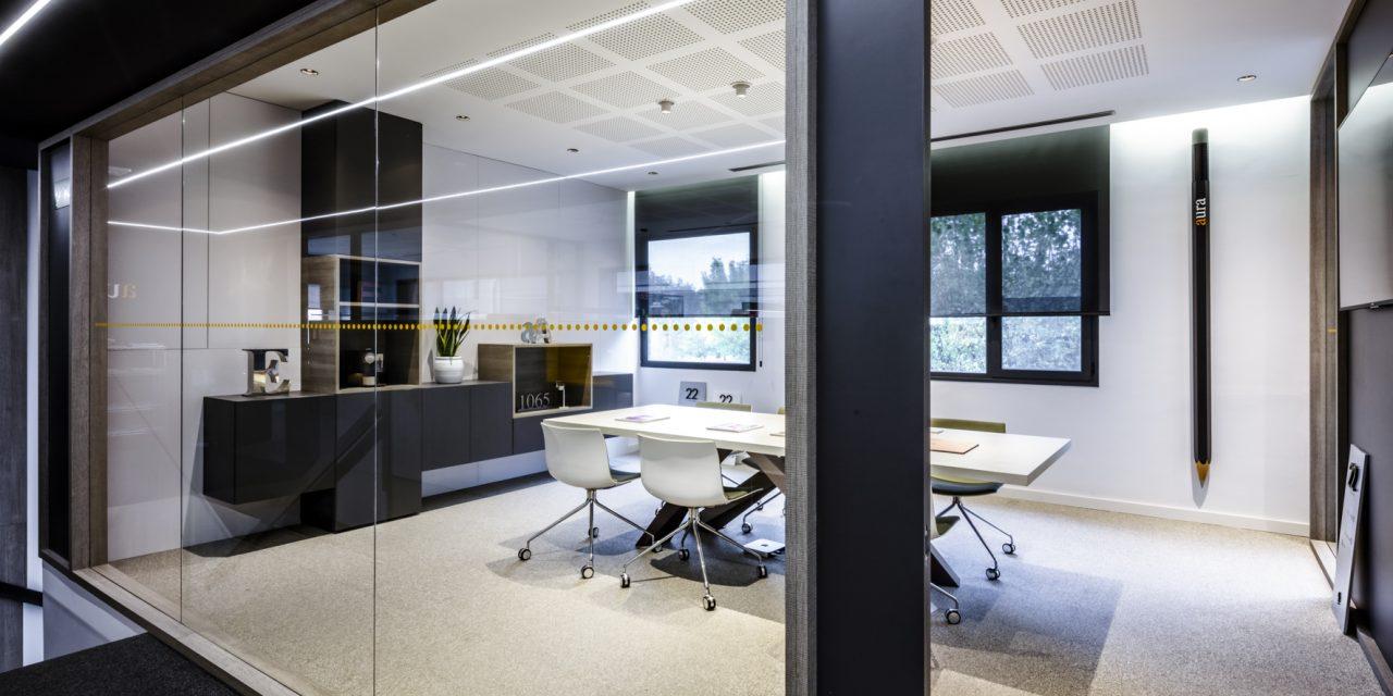 CírculoCuadrado diseña la nueva sede corporativa de AURA en Sant Cugat del Vallès