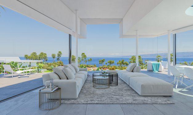 Andrés Mazuelas proyecta una villa de lujo para vivir y teletrabajar en Abama (Tenerife)