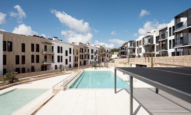 Gras Reynés Arquitectos finaliza la primera fase del proyecto de viviendas Son Quint