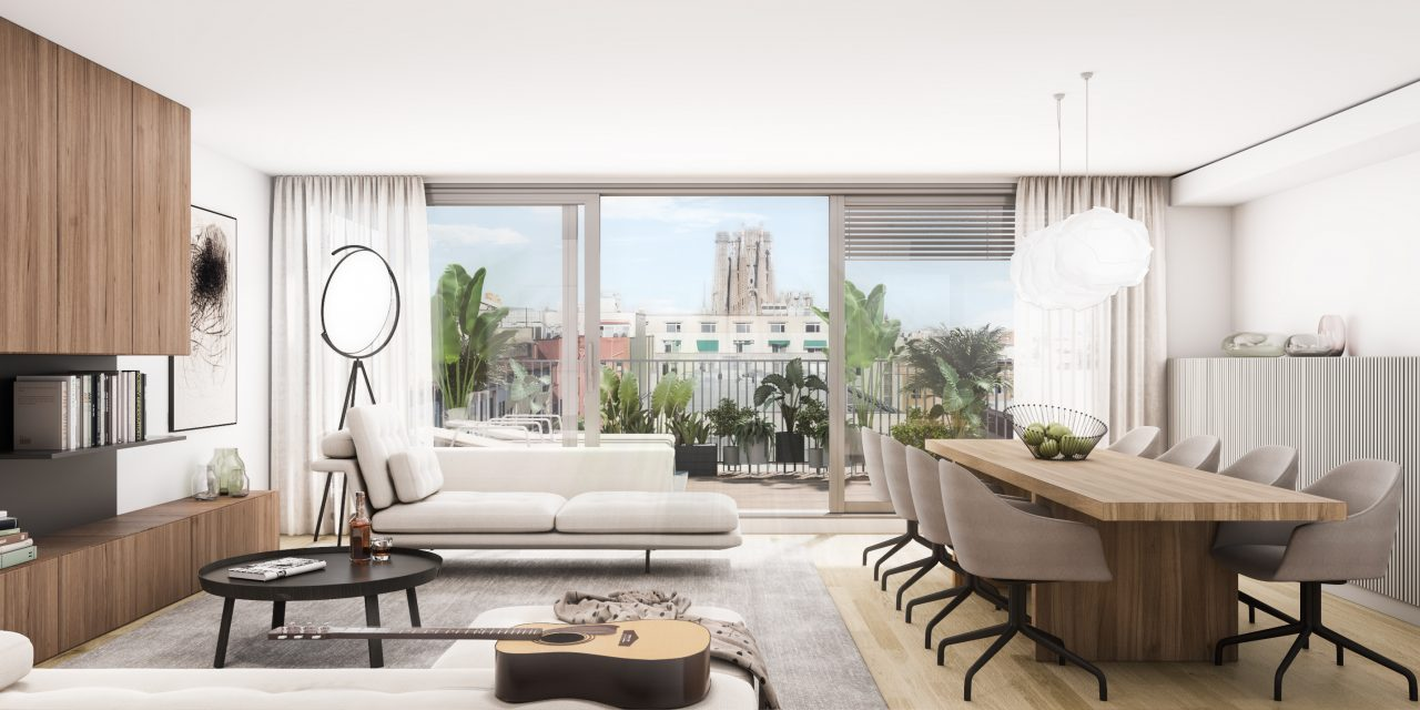 Bach Arquitectes rehabilita la Casa Dolors Alesan de Gibert para 18 viviendas de lujo