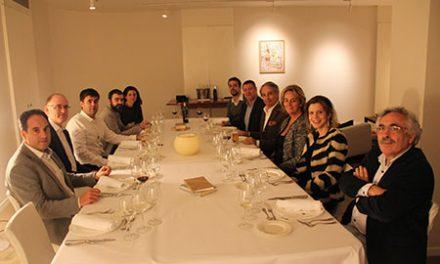 Última Architecture Night Dinner del año en Madrid