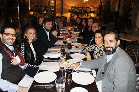 Nueva Architecture Night Dinner en Madrid
