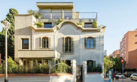 El estudio de arquitectura Lucía Olano Lafita rehabilita una casa centenaria en Barcelona bajo los criterios del Passivhaus