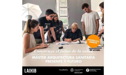 LA(H)B presenta la quinta edición del Programa Académico en Arquitectura Sanitaria