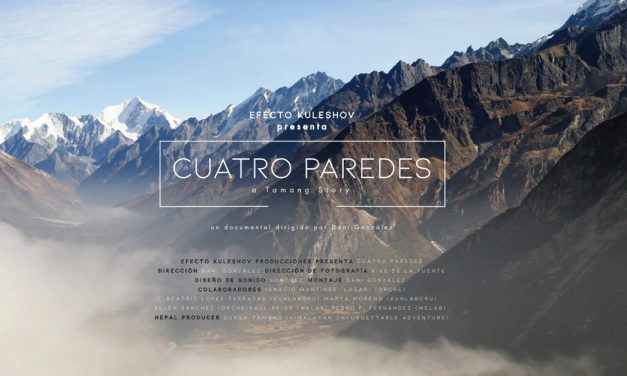 """Crowfunding para el documental """"Cuatro Paredes – A Tamang Story"""" sobre la reconstrucción de pueblos de Nepal tras el terremoto de 2015"""
