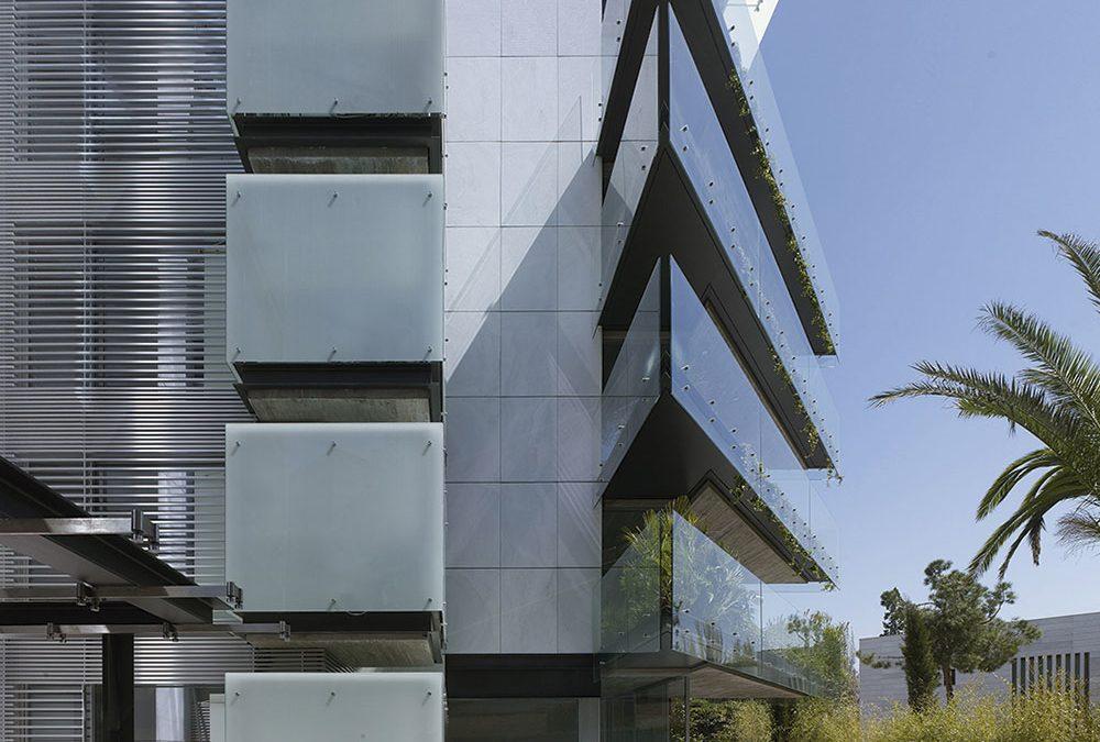20 viviendas en la Avenida de los Madroños 27, Madrid