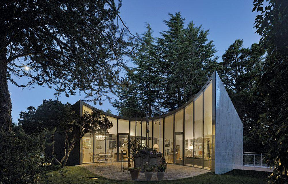Casa Aljibe en Alpedrete (Madrid)