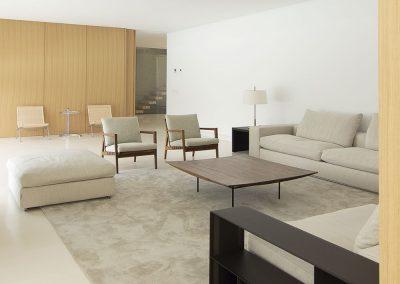 Diseño interior de la vivienda