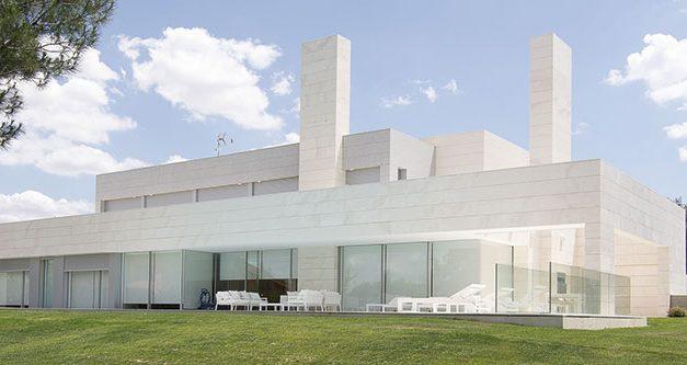 Casa NB 32: Vivienda unifamiliar en el norte de Madrid