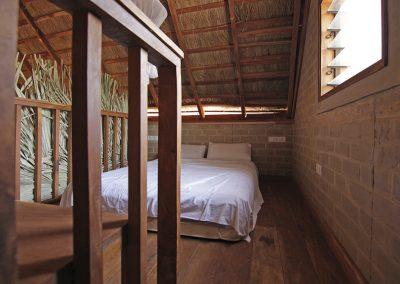 Dormitorio bungalow