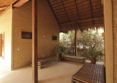 Zona relax bungalow