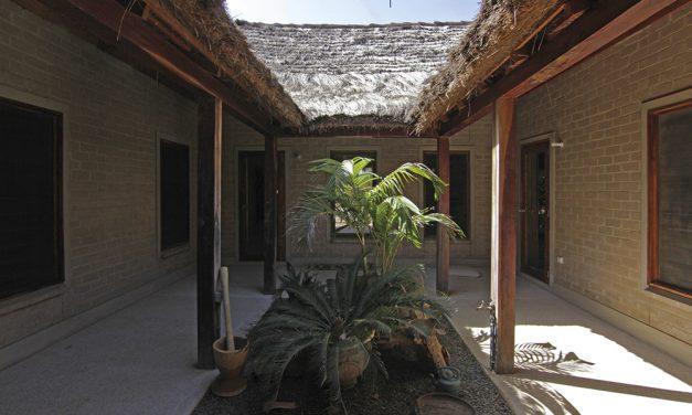 Vivienda y bungalows para el turismo en Tujereng (Gambia)