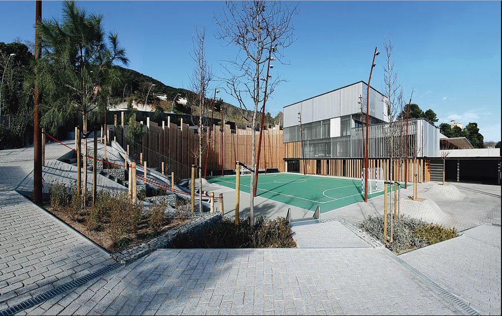 Nueva escuela infantil Betània Patmos en Barcelona