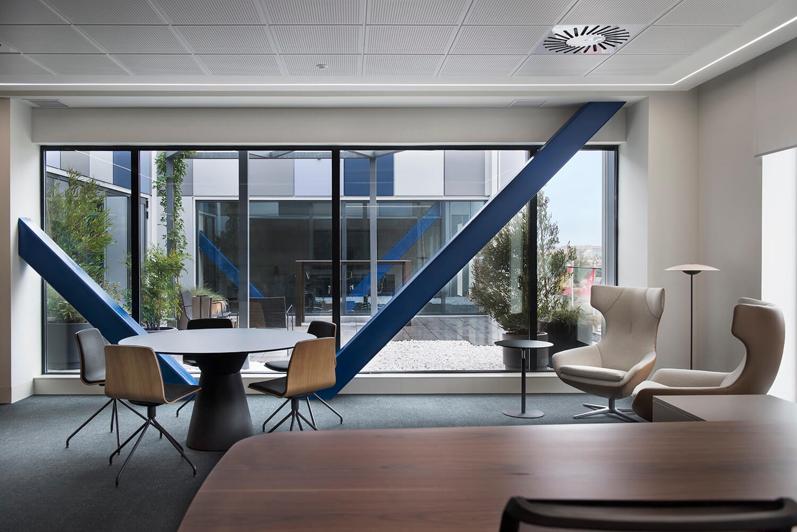 Denys & von Arend diseña las nuevas oficinas de Escribano, paradigma de Wellbeing corporativo