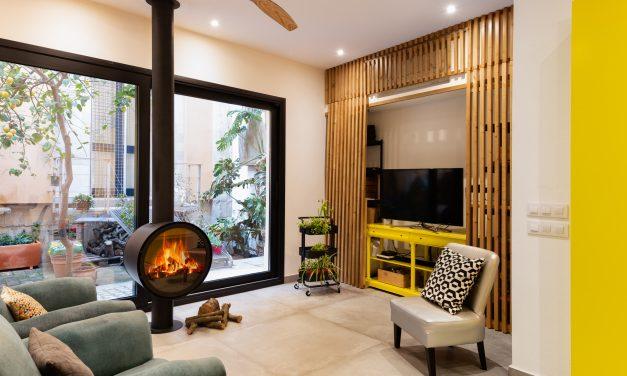 El estudio de arquitectura U+G presenta la reforma integral de un dúplex de estilo industrial en el barrio de San Bernardo (Sevilla)