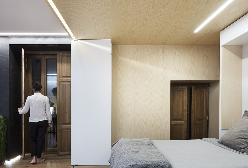 ESEIESA arquitectos realizan una vivienda concept house en Valencia