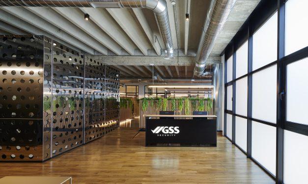 Alex March realiza el interiorismo de las nuevas oficinas de GSS Security