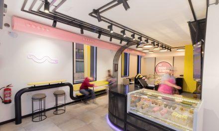 Una manera diferente de tomar helado: POPS 'N BOPS by Huuun