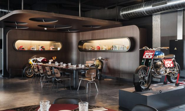 Stone Designs diseña el interiorismo de Revival Café