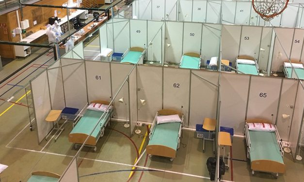 Hospital del Mar: Estrategias de diseño para la pandemia de COVID 19