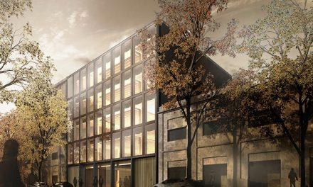 Colonial levantará con Wittywood el primer edificio de oficinas construido totalmente en madera
