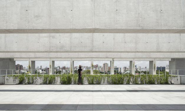 Nuevo edificio de la Universidad Torcuato di Tella en Buenos Aires, de Josep Ferrando