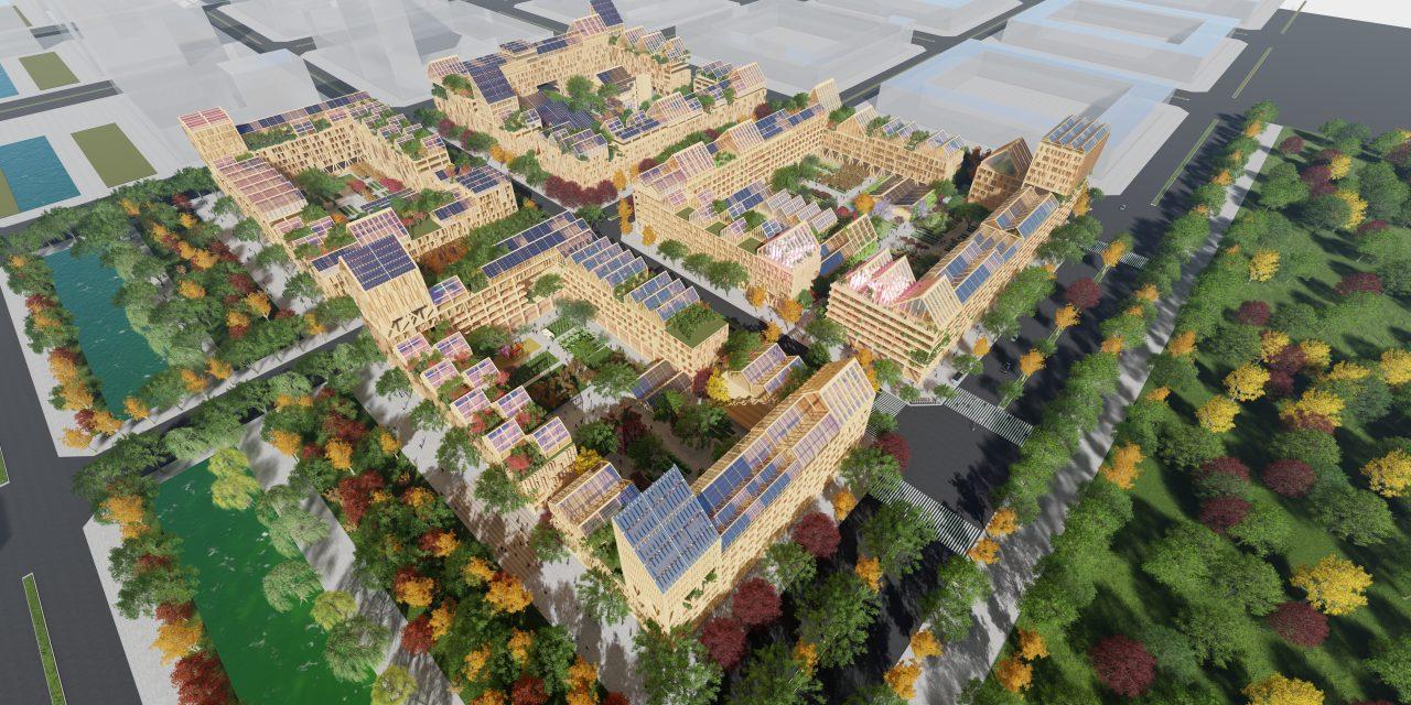 """El arquitecto Vicente Guallart construirá en China las primeras viviendas post-covid: """"las viviendas km0″"""