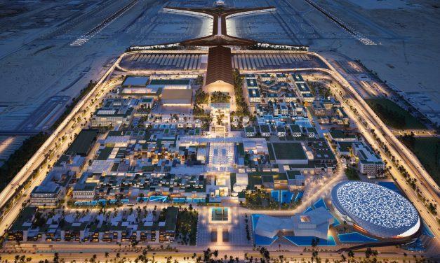 Chapman Taylor diseña el innovador y sostenible masterplan del distrito aeroportuario de Jeddah (Arabia Saudí)