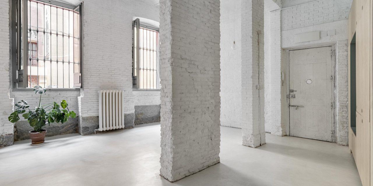 «Casa Acuerdo», rehabilitación residencial en Madrid de Luis J Aguilar y Clara Ulargui
