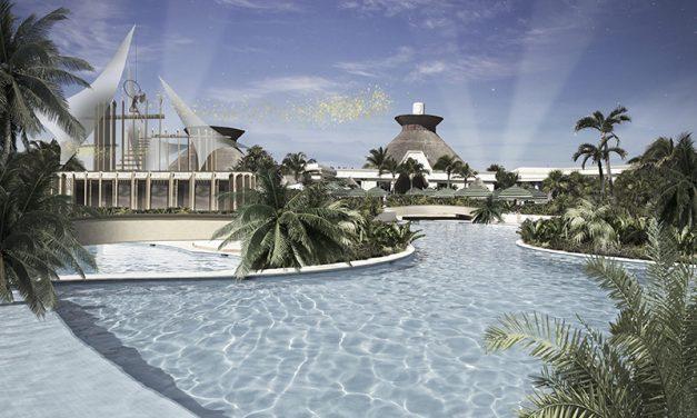 estudi{H}ac desarrolla el nuevo concepto del Hotel Bahía Príncipe Grand Tulum