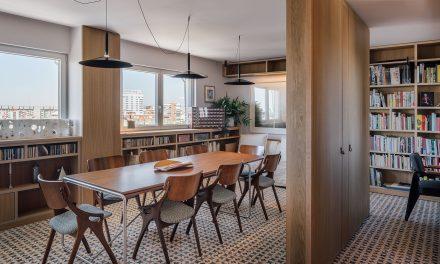 Passive 110, vivienda de consumo casi nulo en Madrid de AGi Architects