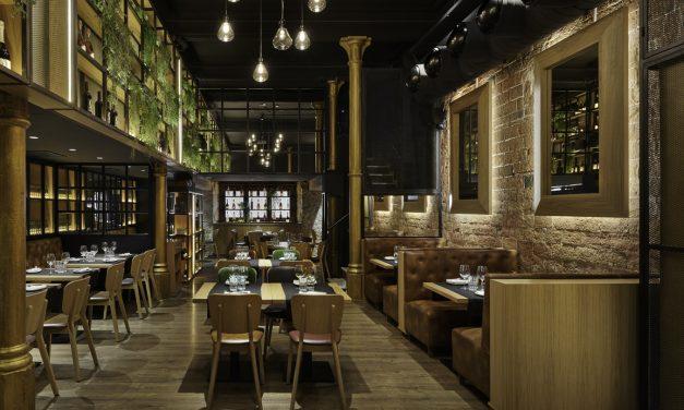 Carlos Martínez Interiors diseña el Ristorante Pizzería Luigi en Barcelona