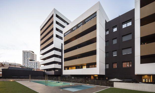 Residencial Sant Isidre, un proyecto singular para transformar un barrio en Sabadell (Barcelona)