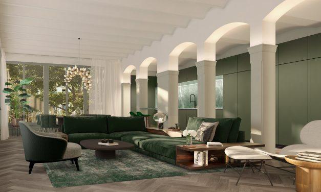Kirsten Schwalgien gana el ACD Awards 2020 con el proyecto de interiorismo residencial 'Rambla 29'