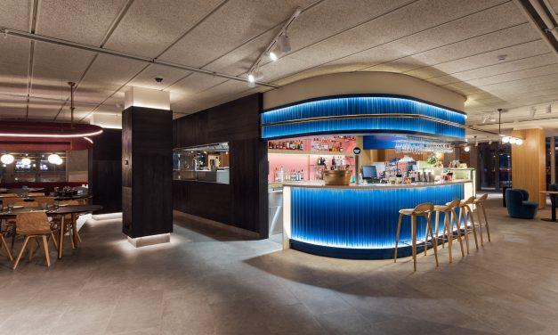 Stone Designs firma la renovación de Novotel & Ibis Styles Madrid City Las Ventas