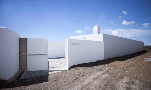 Ampliación del Cementerio de la Mojonera (Almería) por Palenzuela Taller de Arquitectura